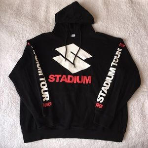 "Other - Justin Bieber ""Stadium Tour '17"" Hoodie"